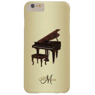 Caja personalizada del iPhone de la música del Funda Para iPhone 6 Plus Barely There
