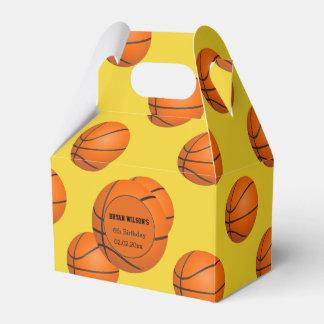 Caja personalizada tema del favor del béisbol del cajas para detalles de boda