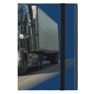 Caja pesada del camión del transporte del iPad mini protectores