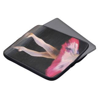 Caja pintada aceite del ordenador portátil del bal funda ordendadores