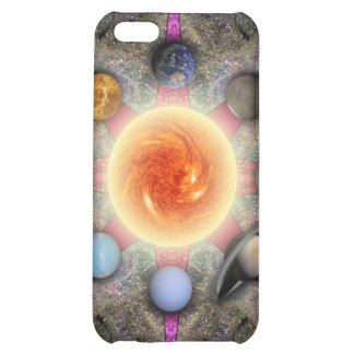 Caja planetaria de la mota del iPhone 4 4s de la m