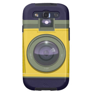 Caja plástica de la galaxia de Samsung de la Samsung Galaxy S3 Carcasas