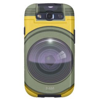 Caja plástica de la galaxia de Samsung de la Galaxy S3 Protectores