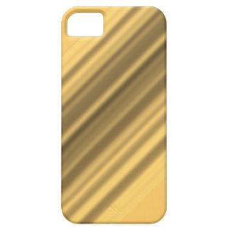 Caja plateada oro del iPhone 5 del estilo iPhone 5 Carcasas