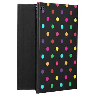 Caja Polkadots del aire 2 del iPad de Powis
