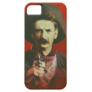 Caja proscrita occidental de la identificación del iPhone 5 carcasas