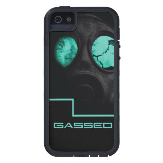 Caja proveída de gas del teléfono g/5s de I iPhone 5 Carcasa