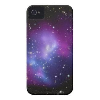Caja púrpura de la casamata del racimo de la iPhone 4 carcasa