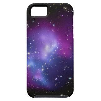 Caja púrpura de la casamata del racimo de la iPhone 5 carcasa