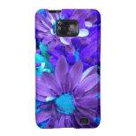 Caja púrpura de la galaxia S de Samsung del ramo d Galaxy S2 Cobertura