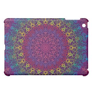 Caja púrpura de la mota de Kaleidscope para el IPa