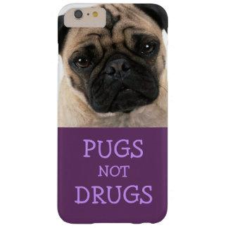 Caja púrpura de las drogas de los barros amasados funda barely there iPhone 6 plus