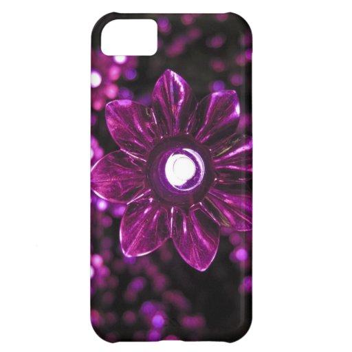 Caja púrpura de las luces