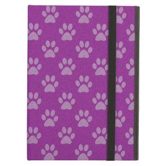 Caja púrpura del aire del ipad del diseño de las p
