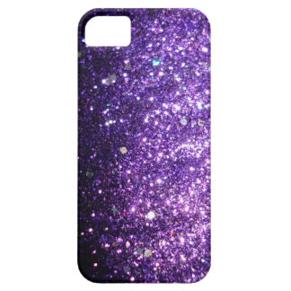 Caja púrpura del iPhone 5 de la cubierta de Bling iPhone 5 Case-Mate Cobertura