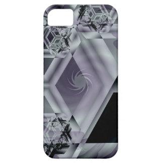 Caja púrpura del iPhone 5 de la tonalidad Funda Para iPhone 5 Barely There