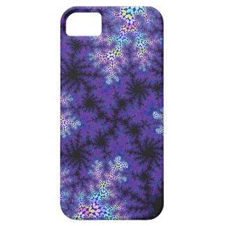 Caja púrpura del iPhone 5 de Spraypaint iPhone 5 Carcasas
