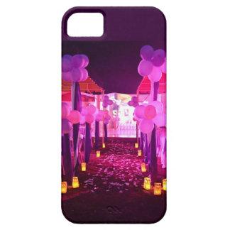 Caja púrpura del iPhone 5 del fiesta iPhone 5 Carcasa