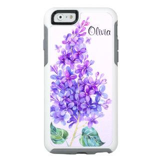 Caja púrpura del iPhone 6/6s de Otterbox de la Funda Otterbox Para iPhone 6/6s