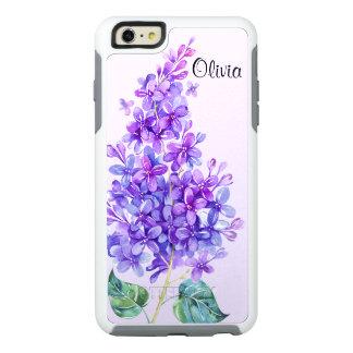 Caja púrpura del iPhone 6/6s de Otterbox de la Funda Otterbox Para iPhone 6/6s Plus