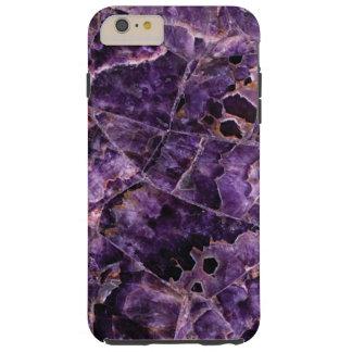 """caja púrpura del teléfono "" funda de iPhone 6 plus tough"