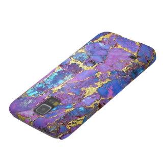 """Caja púrpura del teléfono "" Fundas Para Galaxy S5"