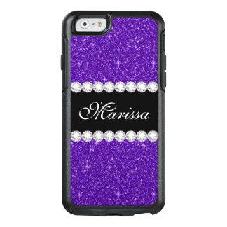 Caja púrpura oscura del iPhone 6 de Otterbox del Funda Otterbox Para iPhone 6/6s