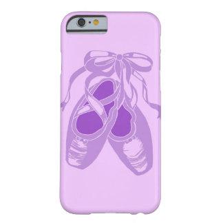 Caja purpúrea clara púrpura del iPhone 6 de los Funda Para iPhone 6 Barely There