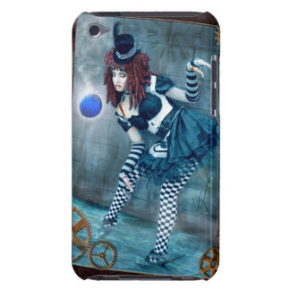 Caja quebrada del teléfono de la muñeca iPod Case-Mate carcasas
