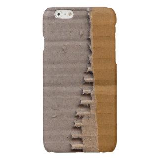 Caja rasgada del iPhone de la cartulina