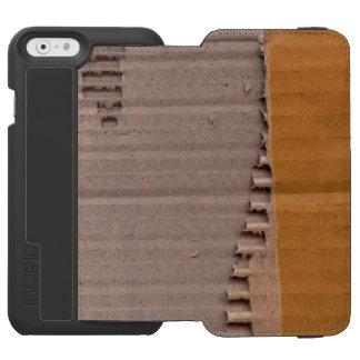 Caja rasgada del iPhone de la cartulina Funda Cartera Para iPhone 6 Watson