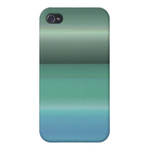 Caja rayada mar iPhone 4 cárcasas