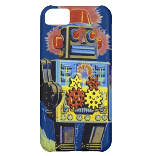 Caja retra del teléfono del juguete del SciFi del  Carcasa iPhone 5C
