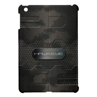 Caja robótica del camuflaje de Digitaces iPad Mini Protector