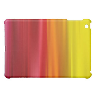 Caja roja caliente de la cubierta del iPad del oro