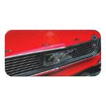 Caja roja clásica del mustango iPhone5 iPhone 5 Cárcasa