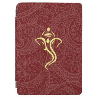 Caja roja del aire del iPad de Ganesh Cover De iPad Air