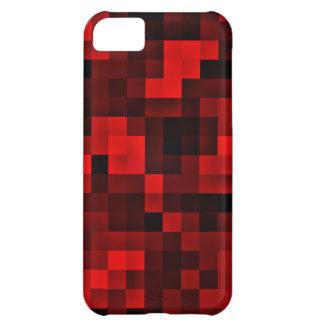 Caja roja del iPhone 5 de los pixeles