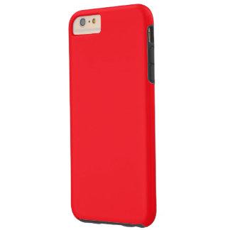 Caja roja del iPhone 6 de Ferrary Funda Para iPhone 6 Plus Tough