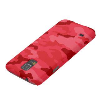 Caja roja del nexo de la galaxia de Samsung de la Funda Galaxy S5