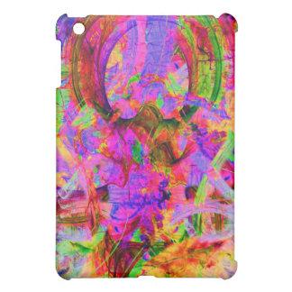 Caja roja refleja del iPAD de OM del fractal