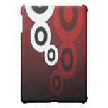 Caja (roja) retra del iPad de la hélice