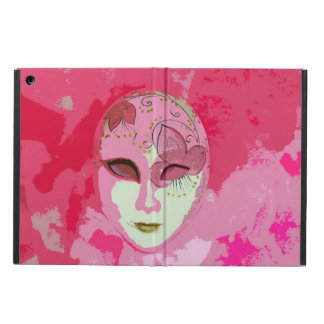 Caja rosada abstracta bonita del aire del iPad de