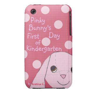 Caja rosada de la casamata del iPhone 3GS del cone Case-Mate iPhone 3 Cárcasa