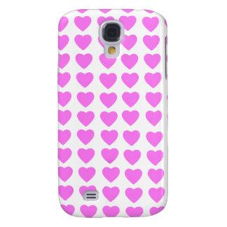 Caja rosada de la mota del iPhone 3G/3GS de los co Funda Para Galaxy S4