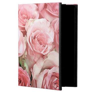 Caja rosada del aire 2 del iPad de los rosas