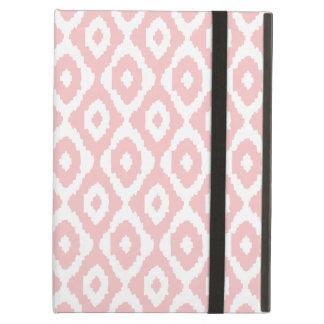 Caja rosada del aire del iPad del modelo de Ikat