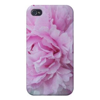 Caja rosada del teléfono celular de Iphone 3 de lo iPhone 4/4S Funda