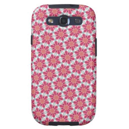 Caja rosada dulce de la galaxia S3 de Samsung del  Samsung Galaxy S3 Protectores