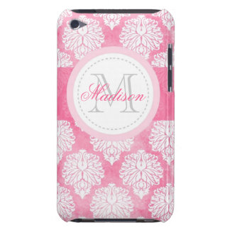 Caja rosada elegante lamentable de iPod del nombre iPod Touch Case-Mate Carcasa